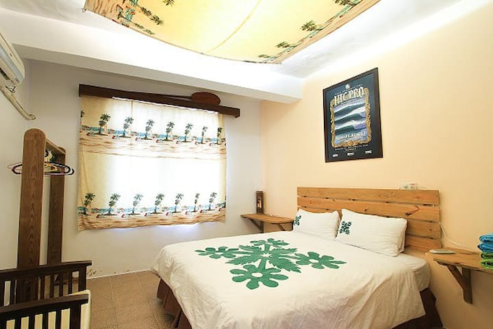 Private Room for 4-person 4人套房 - Manzhou Township