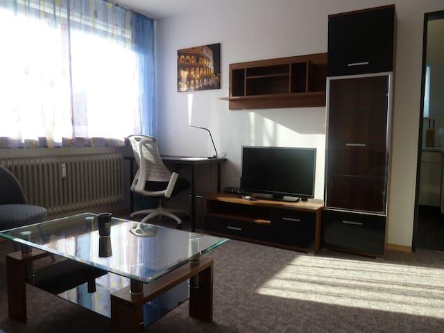 Voll möbliertes 1-Zimmer Apartment - Pentling-Großberg - Lägenhet