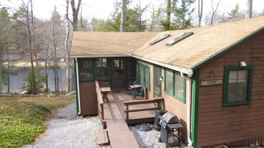Charming seasonal Lake House - Antrim - Casa