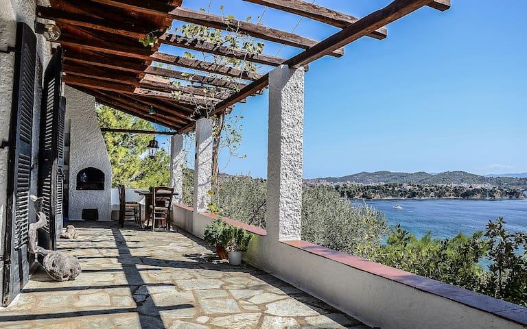 Villa Nikis Skiathos - Skiathos - Maison