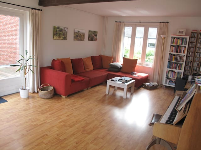 Great apartment with much daylight! - Maastricht - Ev