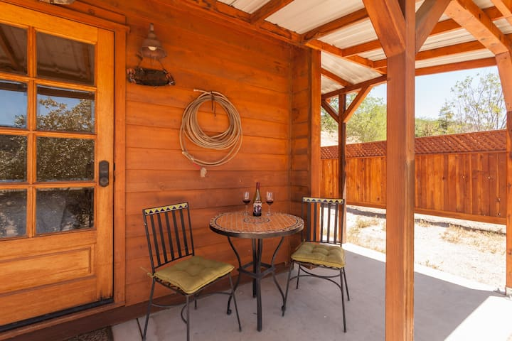 Rustic Bunkhouse at Creston Ranch - Creston - Kabin
