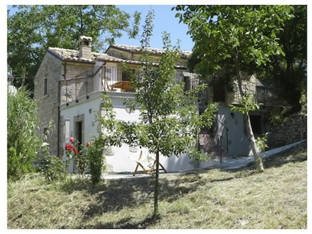 Casa Olivia - Serramonacesca - Casa