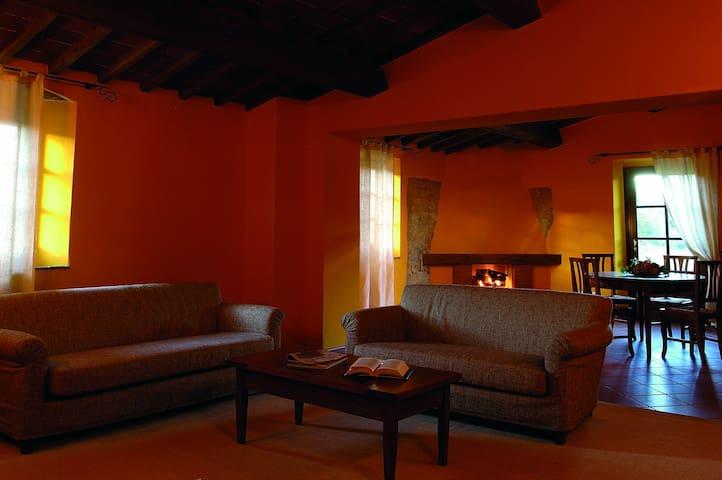 Casa del Riccio - Bucine - Departamento