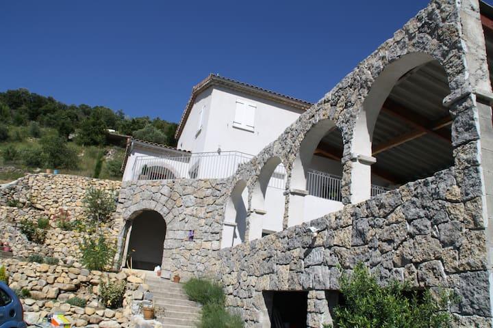 Studio en Ardèche - Sampzon