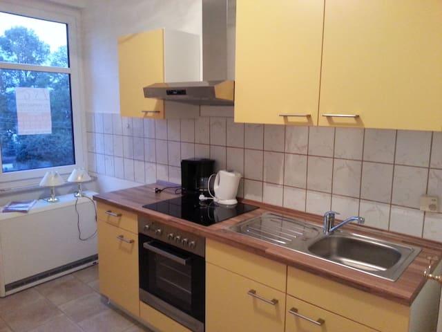 Ferienwohnung,2 ZI,  Küche, Bad nähe Mittweida - Königshain-Wiederau - Departamento