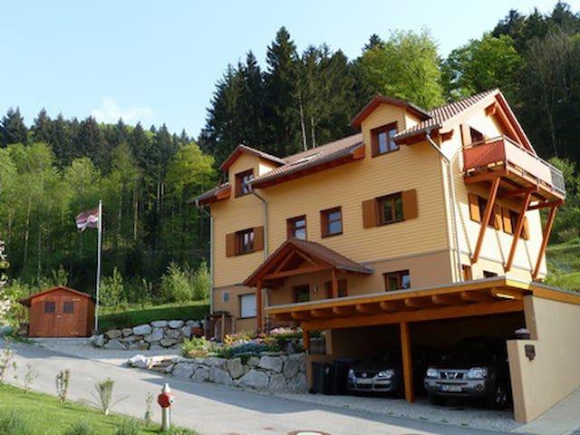 Ferienwohnung Sulzburg - Sulzburg - Leilighet
