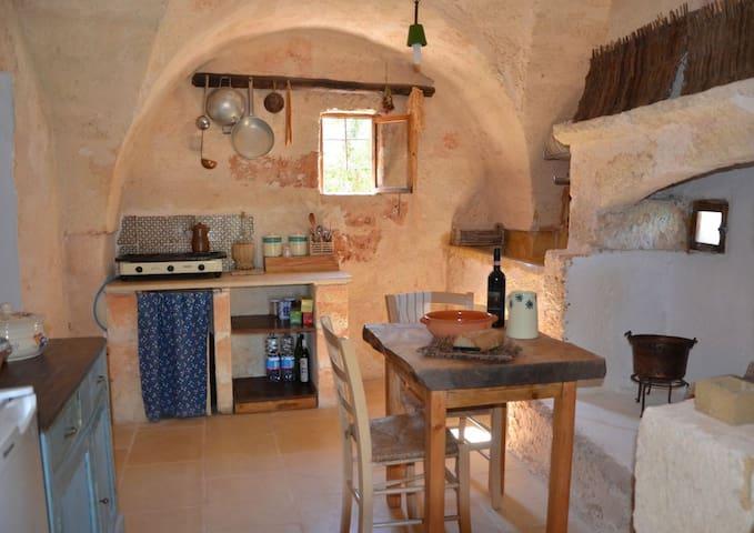 Lamia del Lentisco - San Pancrazio Salentino - Huis