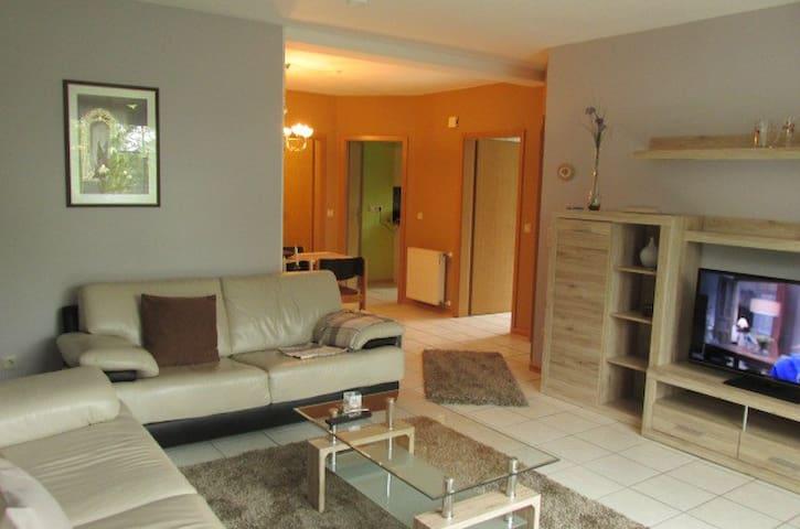 Neue Ferienwohnung in Bitburg - Bitburg - Lägenhet