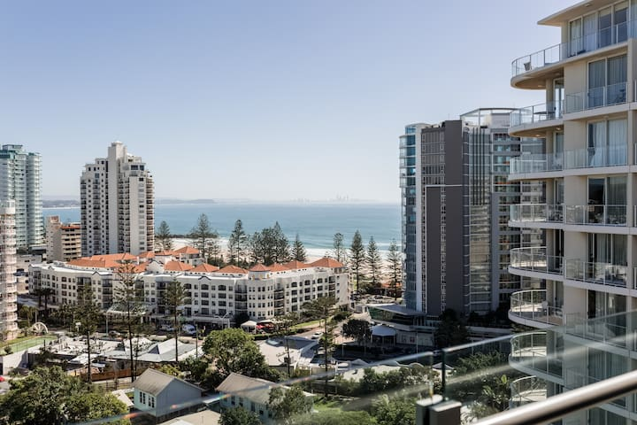 Penthouse overlooking Coolangatta - Tweed Heads - Appartement
