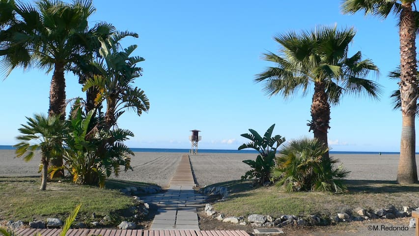 Beach-3min walk - Snow-50min drive - Motril - Departamento