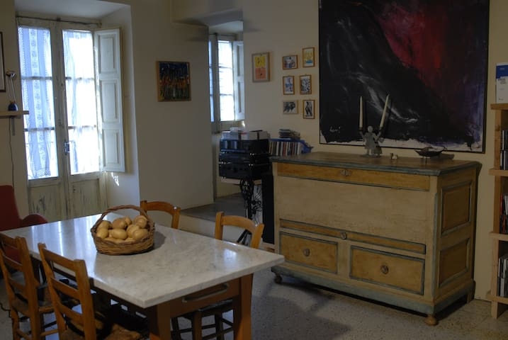 Casa in Pietra, Giardino in Abruzzo - Bugnara - Casa
