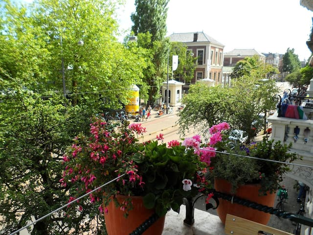 Spacious, gorgeous monument. Centre - Amsterdam - Byt