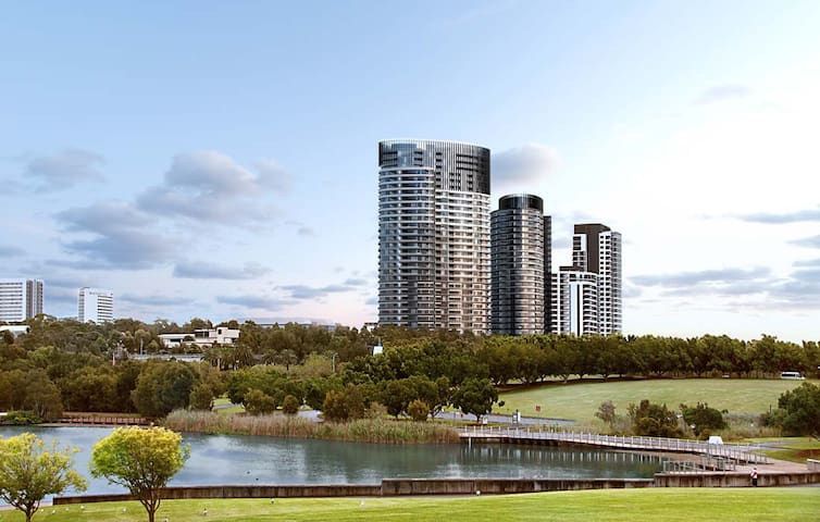 Deluxe Unit Sydney Olympic Park - Sydney Olympic Park - Διαμέρισμα