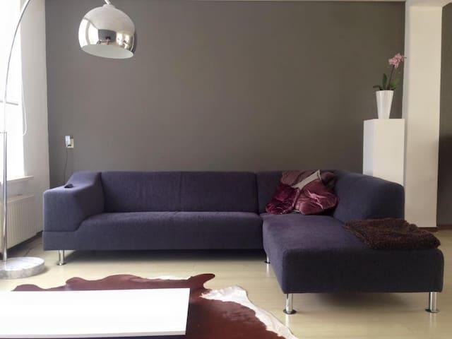Zeer ruim apparterment in centrum - Heerlen - Apartemen