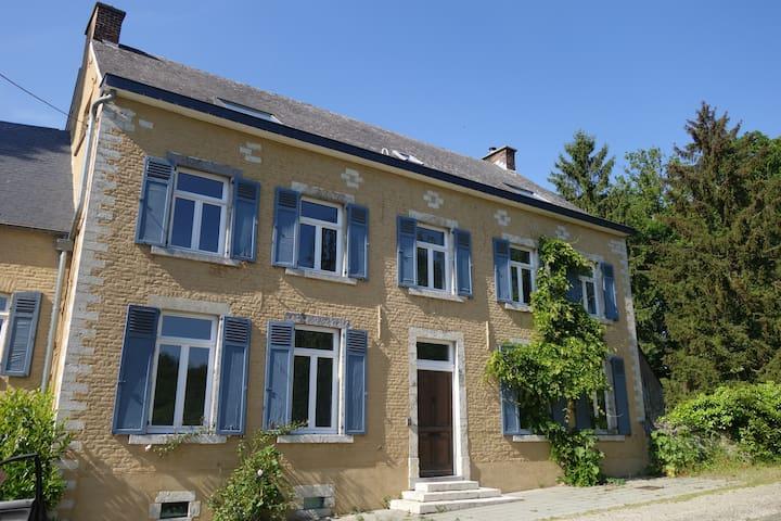 Chambre à louer - 1 lit double - Jauchelette - Hus