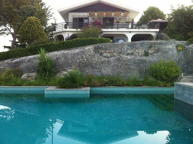 Apartment in private villa - Monreale - Lägenhet