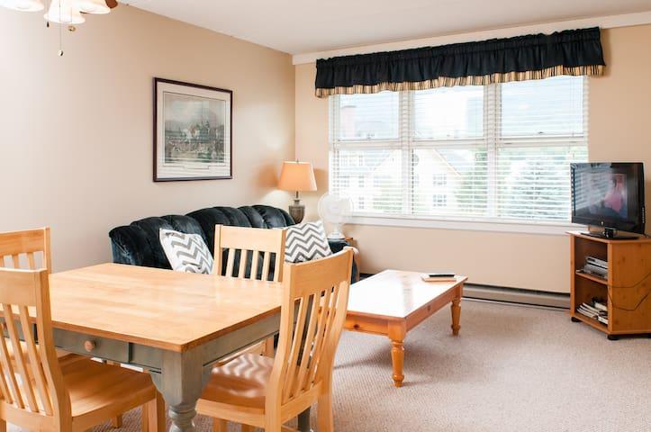 1Br / 1Ba Luxury Condo Hotel: sleeps up to 6 - Waterville Valley - Wohnung