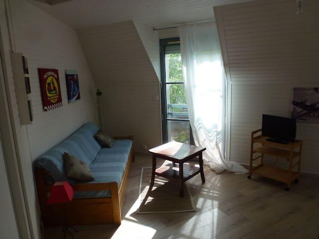 Studio tout équipé centre ville - Brie-Comte-Robert