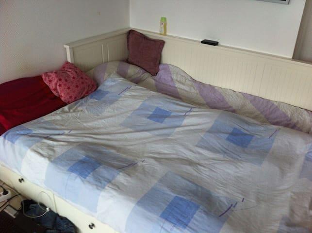 1 Zimmer mit Doppelbett - Berlín