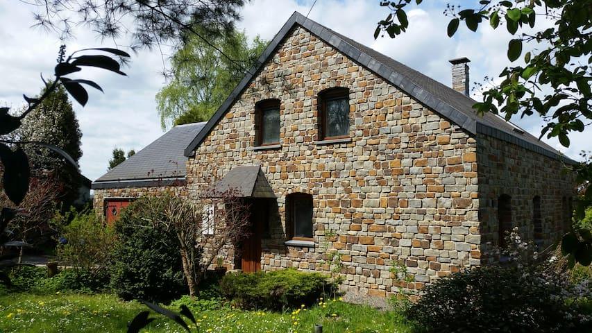 vakantiehuis in Belgische Ardennen. - cielle - Casa