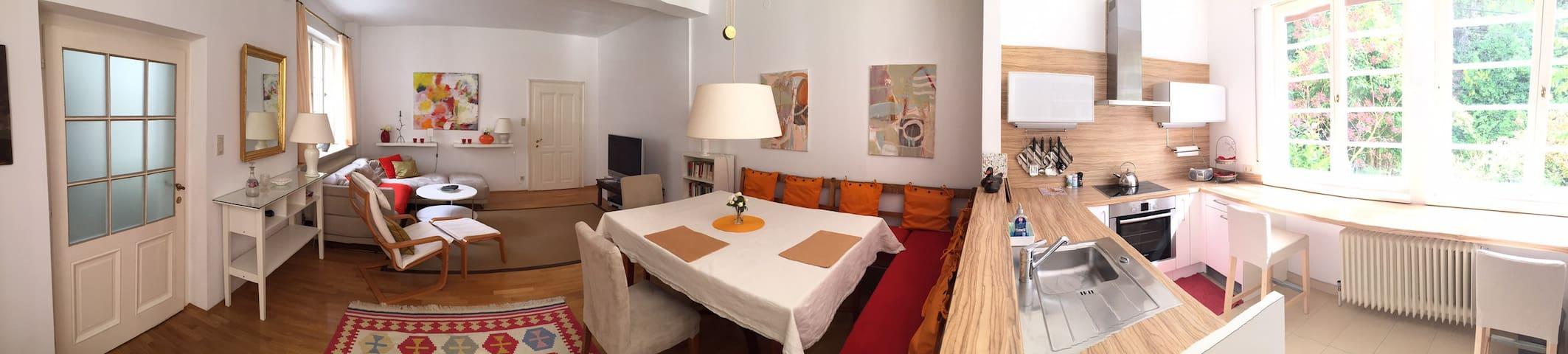 Comfortable and - Baden - Apartemen