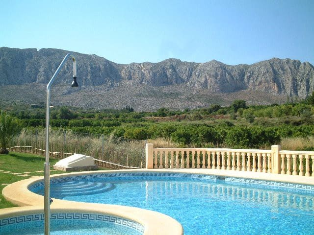Denia surr near sea -4pers.560 Euro/week , all in. - Beniarbeig