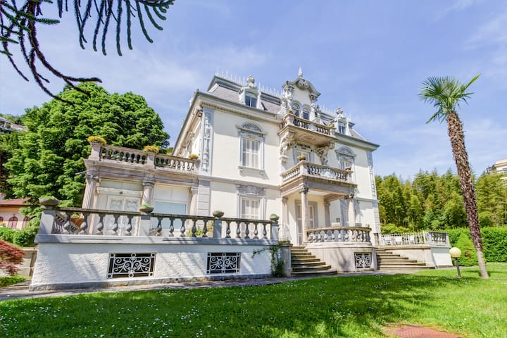 Luxury villa with amazing views - Stresa - Apartamento