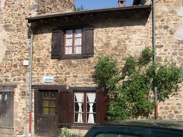 location village Auvergne - SAINT-VERT