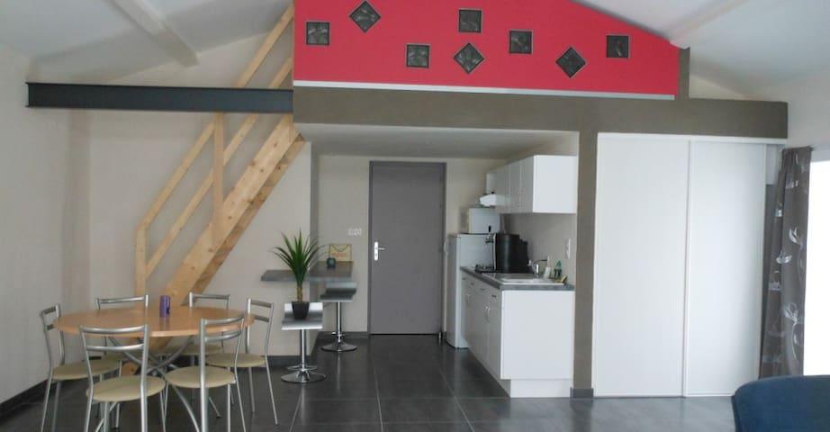 Appartement près du Puy du fou - Saint-Malô-du-Bois - Lägenhet