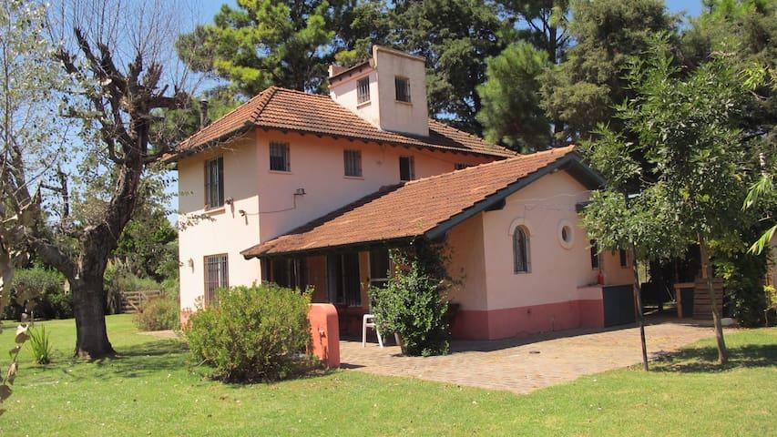 Casa Quinta en el REMANSO - Capilla - Capilla del Señor - Casa