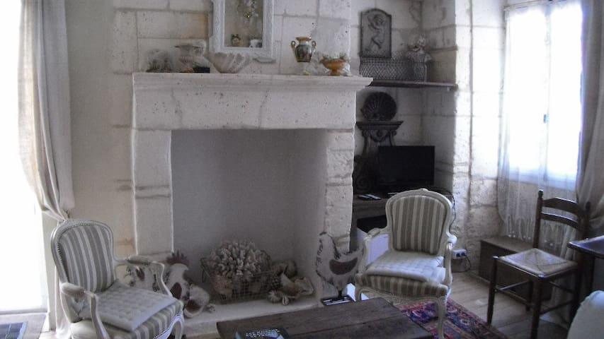 Whole Stylish Village House / Garden nr Brantome - La Tour-Blanche