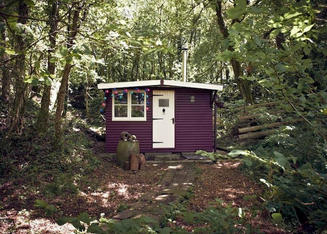 Cabin in the Woods within Dartmoor - Plymouth - Hytte