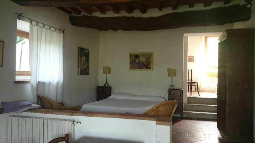 Charmantes Apartment in Casa Melina - Castiglion Fiorentino