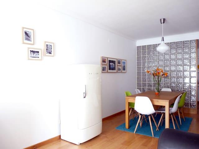 New city center apartment - Aveiro - Departamento
