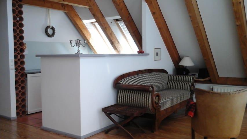 100 qm Wohnung mit besonderem Flair - Büsum - Apartamento