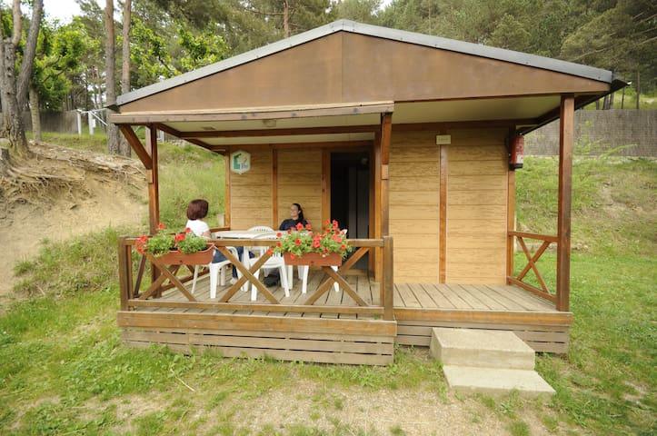 Bungalow gitotel con baño para 5 p. - Saldes - 小木屋