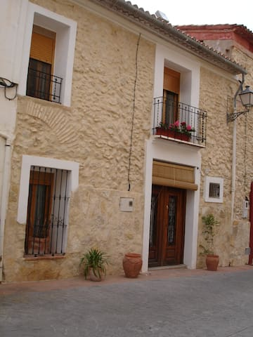 Valencian stone house all mod cons - Salem