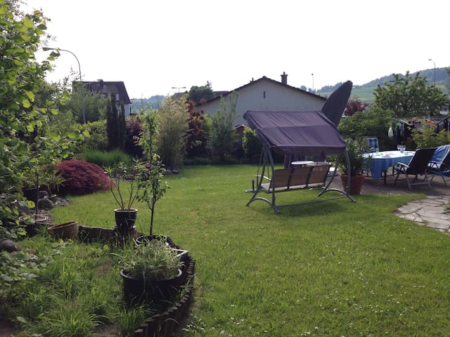 Room with Relax Garden - 8908 Hedingen - Huis