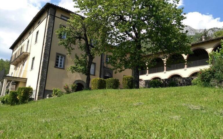 """Appart. """"La Pania"""" in villa storica - Corfino - Appartement"""