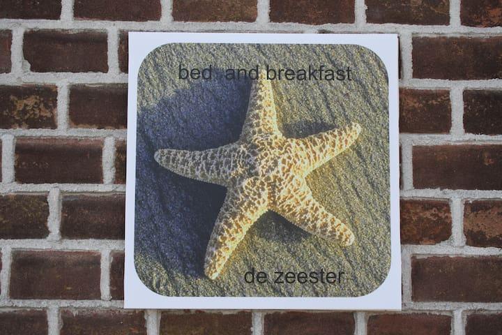 B&B near the dike by the Westerschelde - Hansweert - Bed & Breakfast