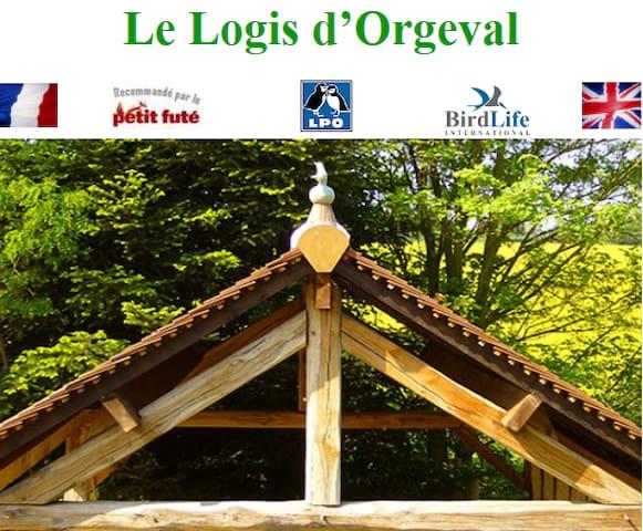 Le Logis d'Orgeval - Orgeval - Maison