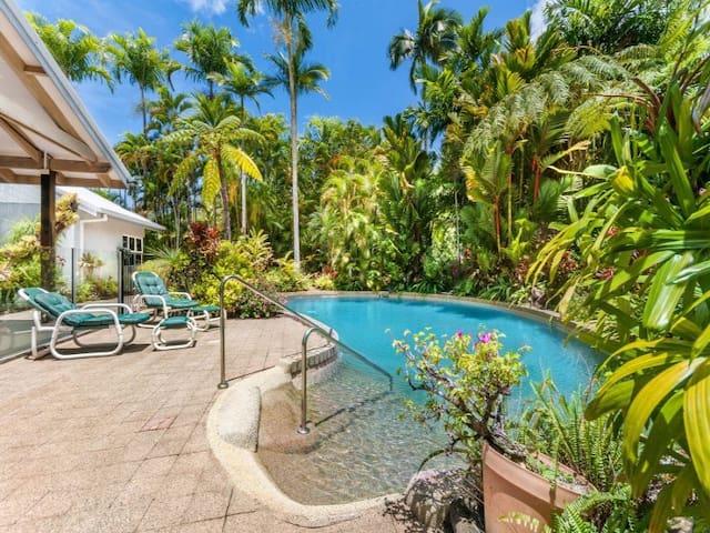 Kewarra Cottage in a Tropical Oasis - Kewarra Beach - Villa