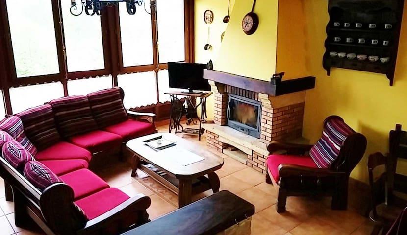 Casa Rural en Llanes - Asturias - La Borbolla - Andre