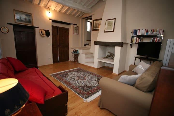 La Siesta - Caminetto - Treia - Wohnung