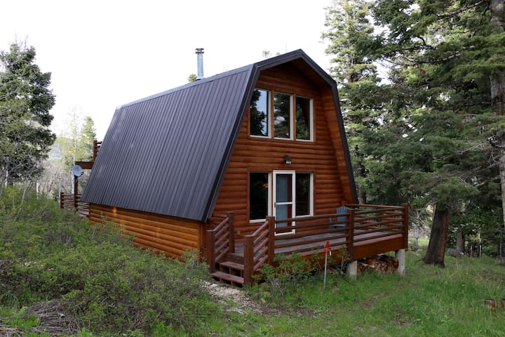 Cozy Cabin/Park City/Wooded Mtn. - Coalville - Бунгало