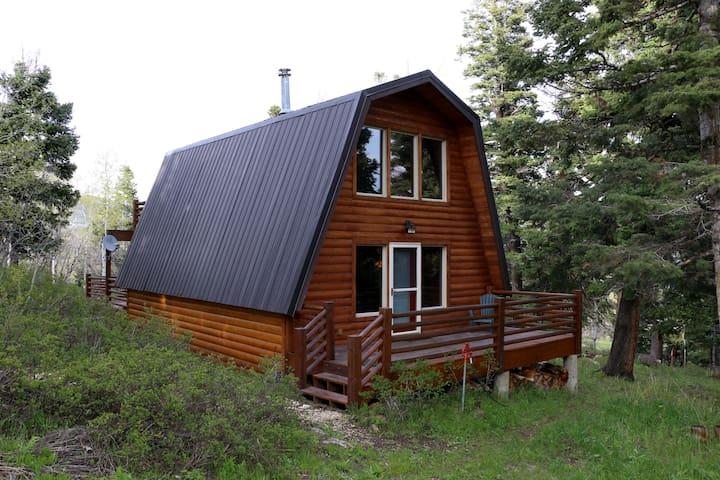 Cozy Cabin/Park City/Wooded Mtn. - Coalville - Cabaña