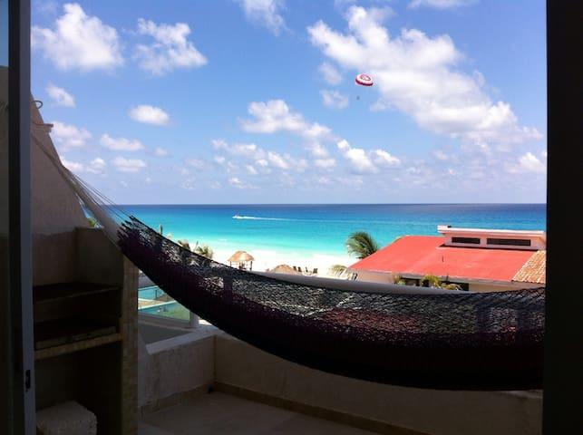 Cancún Suite ,Seaview Private Beach - Cancún - Leilighet