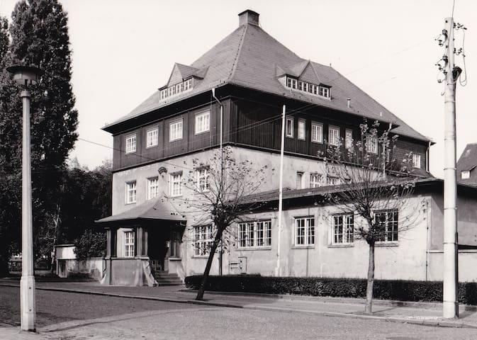 Altes Postamt Pegau - Pegau - Konukevi