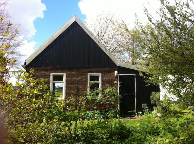 The Hort: a lovely and quiet place - Venhuizen - Hytte